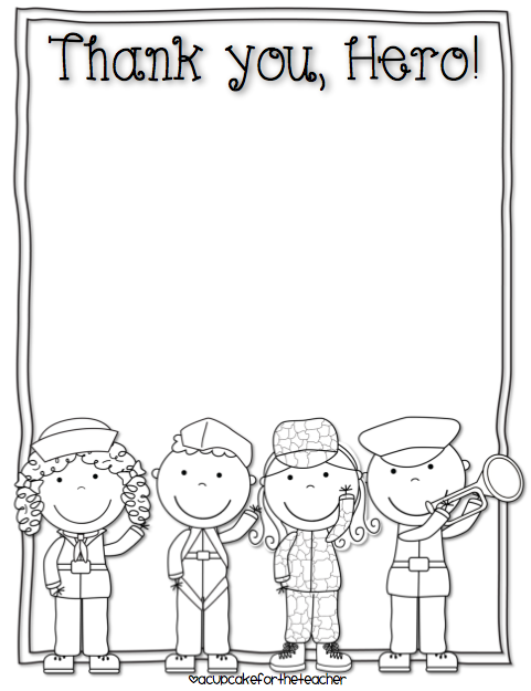 Free Veterans Day Writing Printables Free printables Teacher