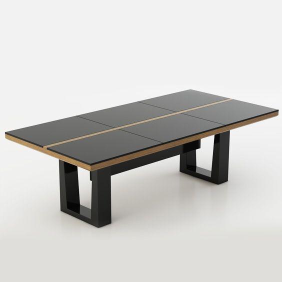 Mesa De Reunião Da Linha Millenio Luxo E Design Juntos By Rs
