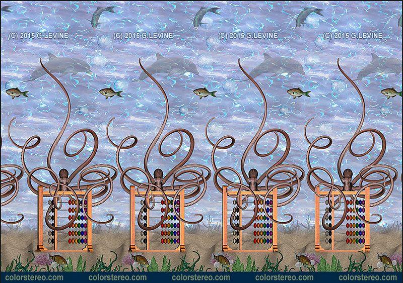 abacapus_g-levine   Abacapus stereogram   Gene Levine   Flickr