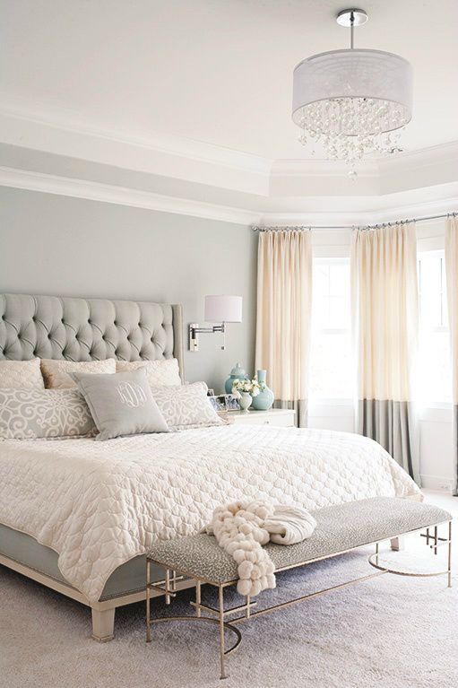 gray and white bedrooms. 22 Beautiful Bedroom Color Schemes  Tan bedroom Bedrooms and Gray