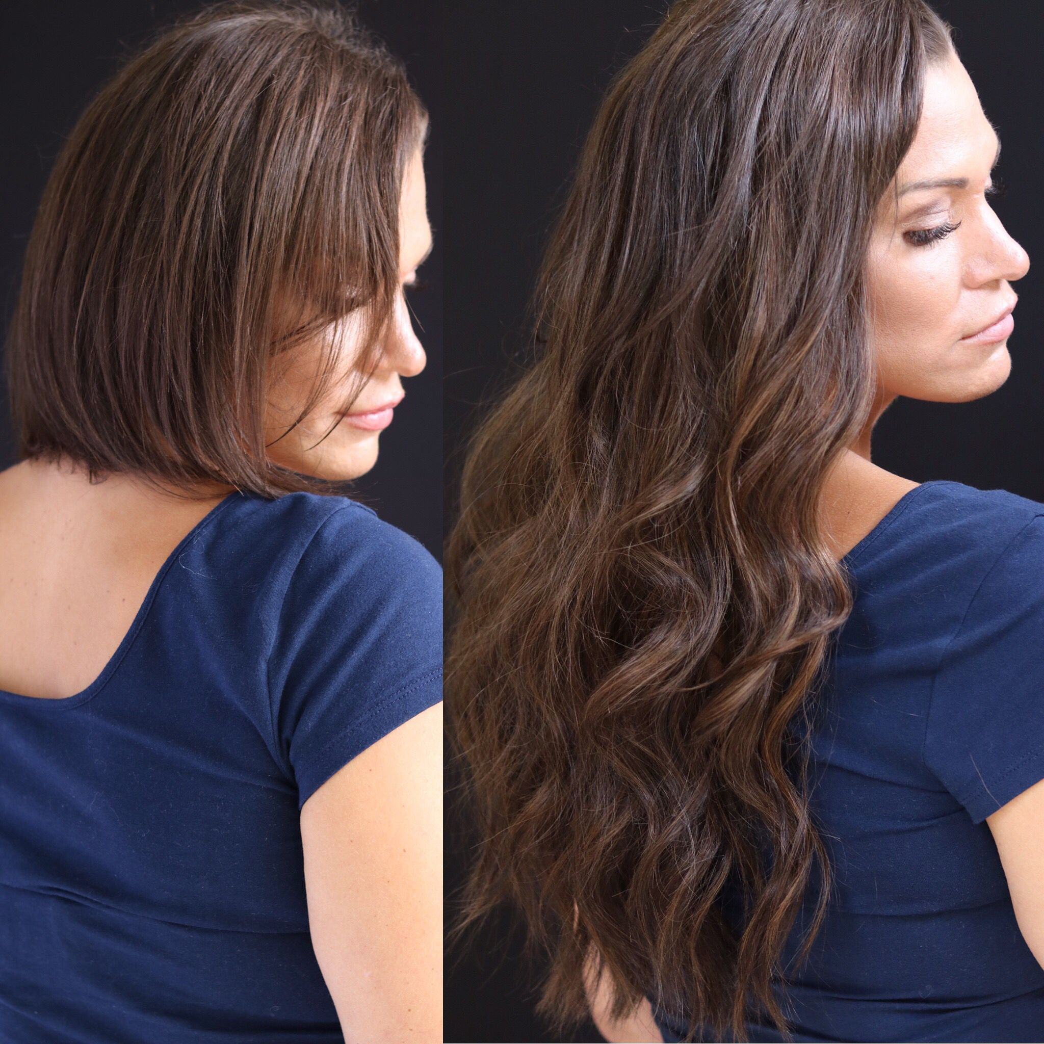 Hair Extensions for short, fine hair  Hair extensions for short