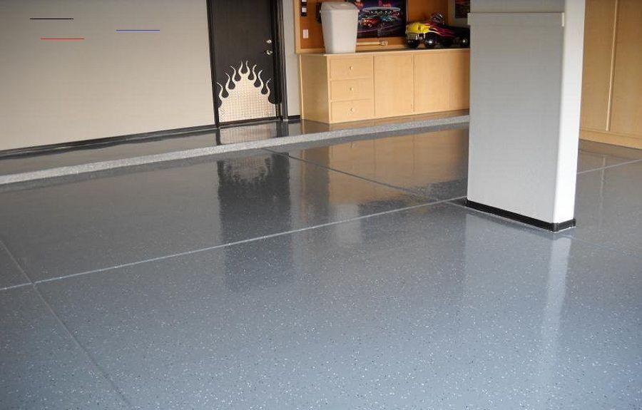 A Concrete Sealer Provides the Final Touch