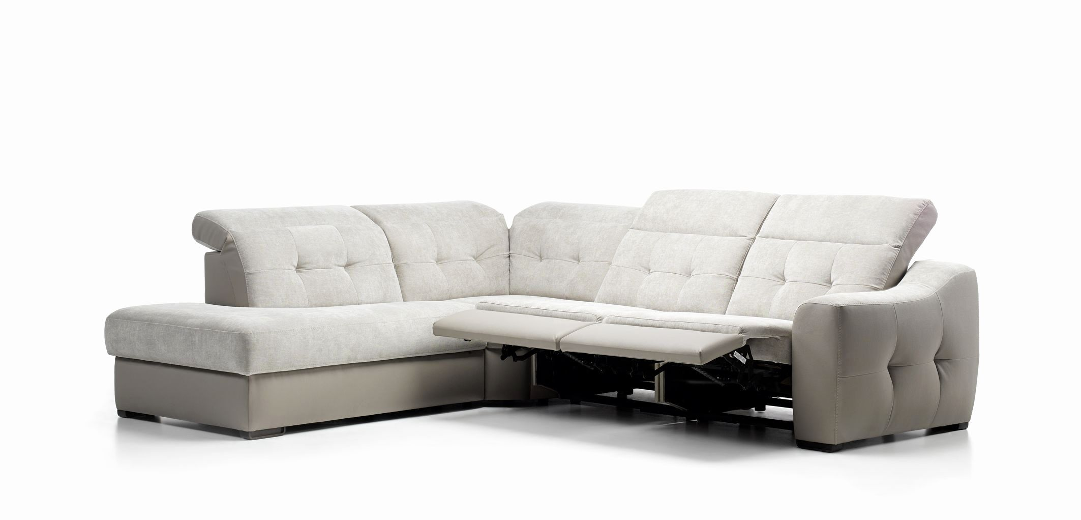 Beautiful Reclining Modern Sofa Pictures Reclining Modern Sofa