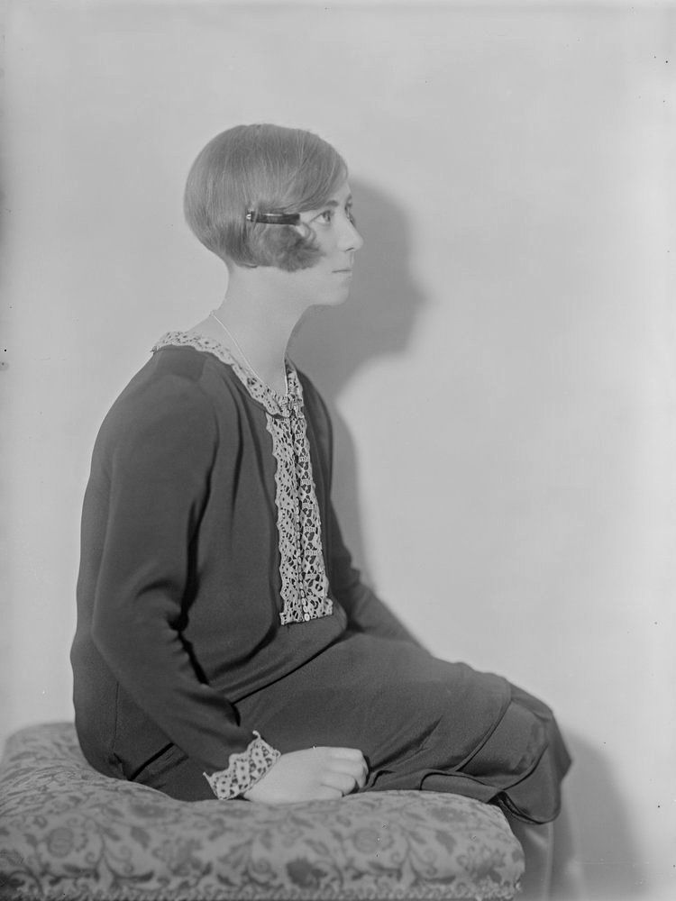 Miss D. Greaves, 1926.