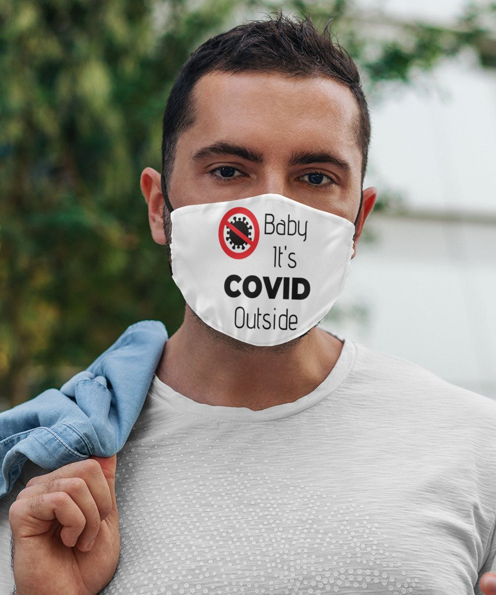 Covid Christmas 2020, Baby It's COVID Outside, Fun