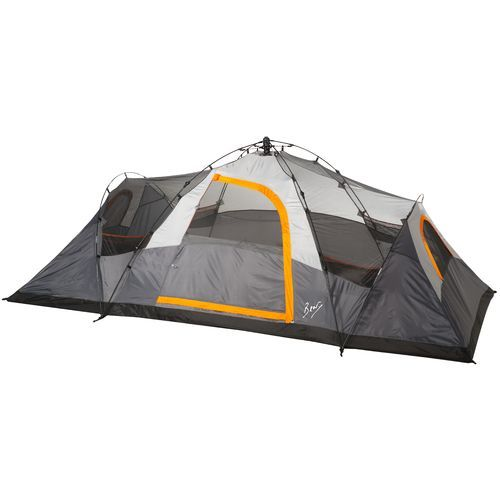 Bear Grylls Rapid Series Easy Up Cabin Tent  sc 1 st  Pinterest & Clearance: Bear Grylls 6-Person Cabin Tent #Camping | The Great ...