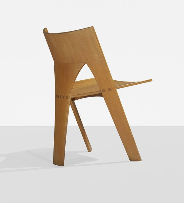 Genial Nana Ditzel Prototype Three Legged Chair, Made By Poul Christiansen. This  Model Was Never In Serial Production
