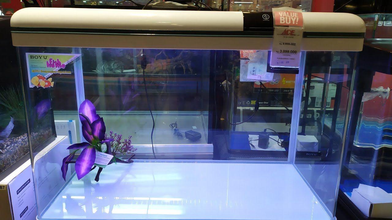 Aquariums Heboh Aquarium Diskon Aquarium Boyu Aquarium Ace Hardware
