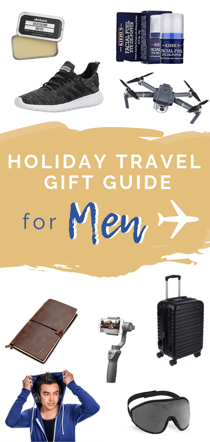 THE HOLIDAY TRAVEL GIFT GUIDE FOR MEN is part of Holiday Travel Gift Guide  E  A The Blonde Abroad - Looking for holiday gift ideas for the men in your life who love to travel  This gift guide is perfect for the guyonthego, jetsetter and business traveler