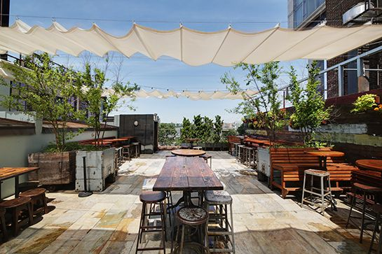 11 NYC Bars Perfect For Summer Fridays