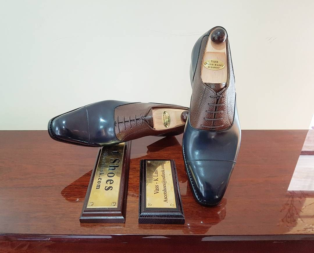 Ascot Shoes — A preview of some unique Vass on display for next...