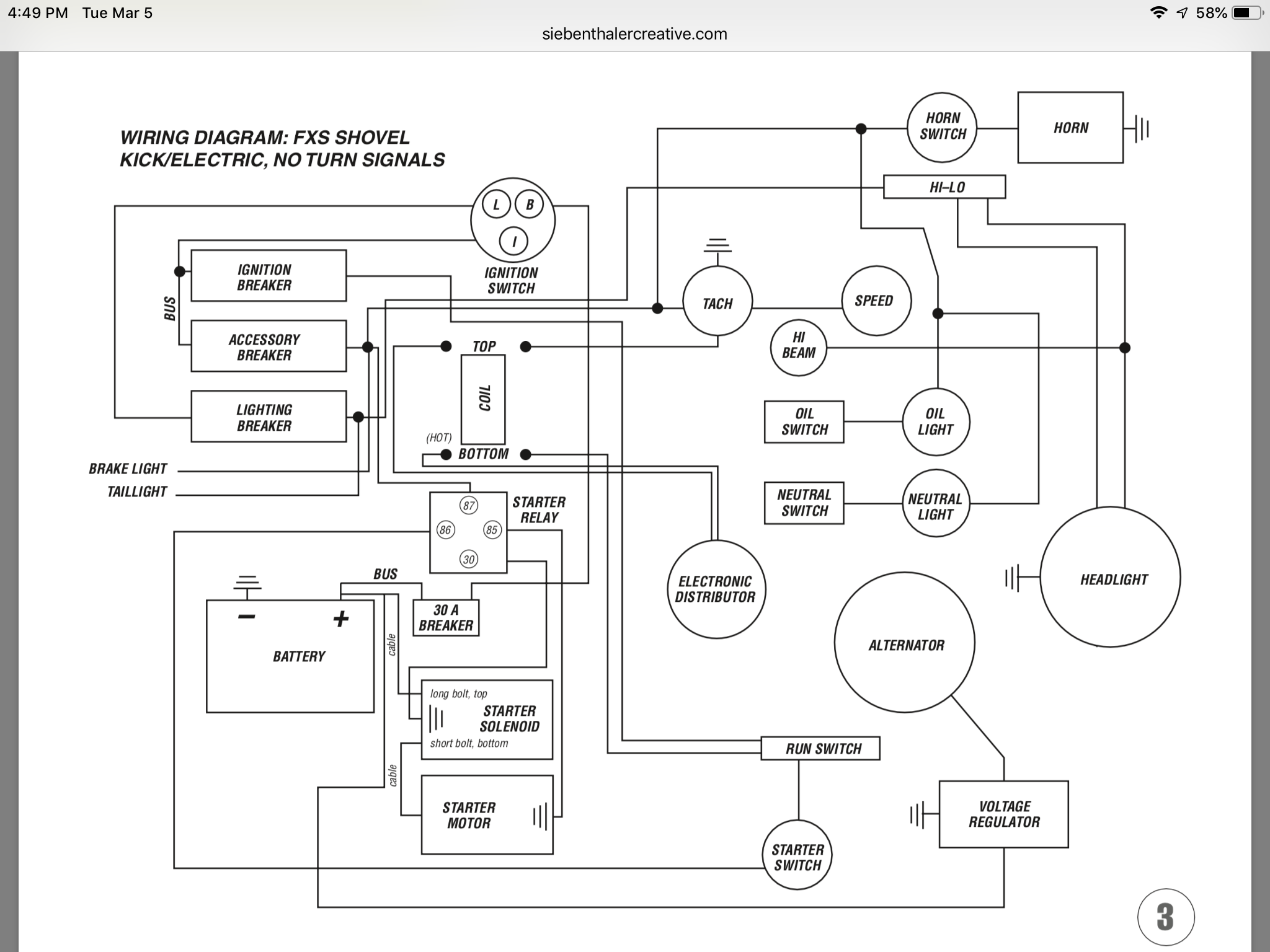 Electronic Distributors Image By Jim Hayes On Shovelhead