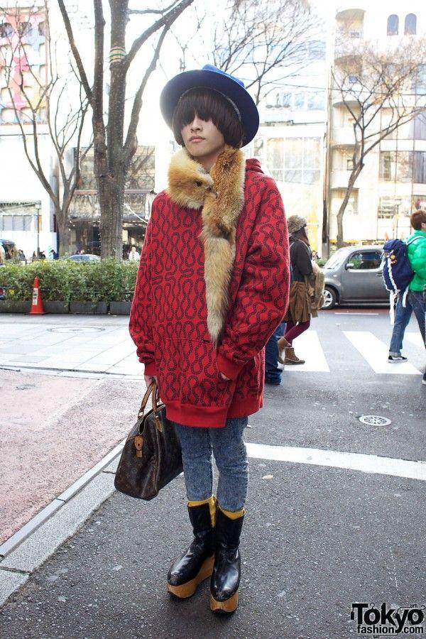 Vivienne Westwood Hat & Rocking Horse Boots