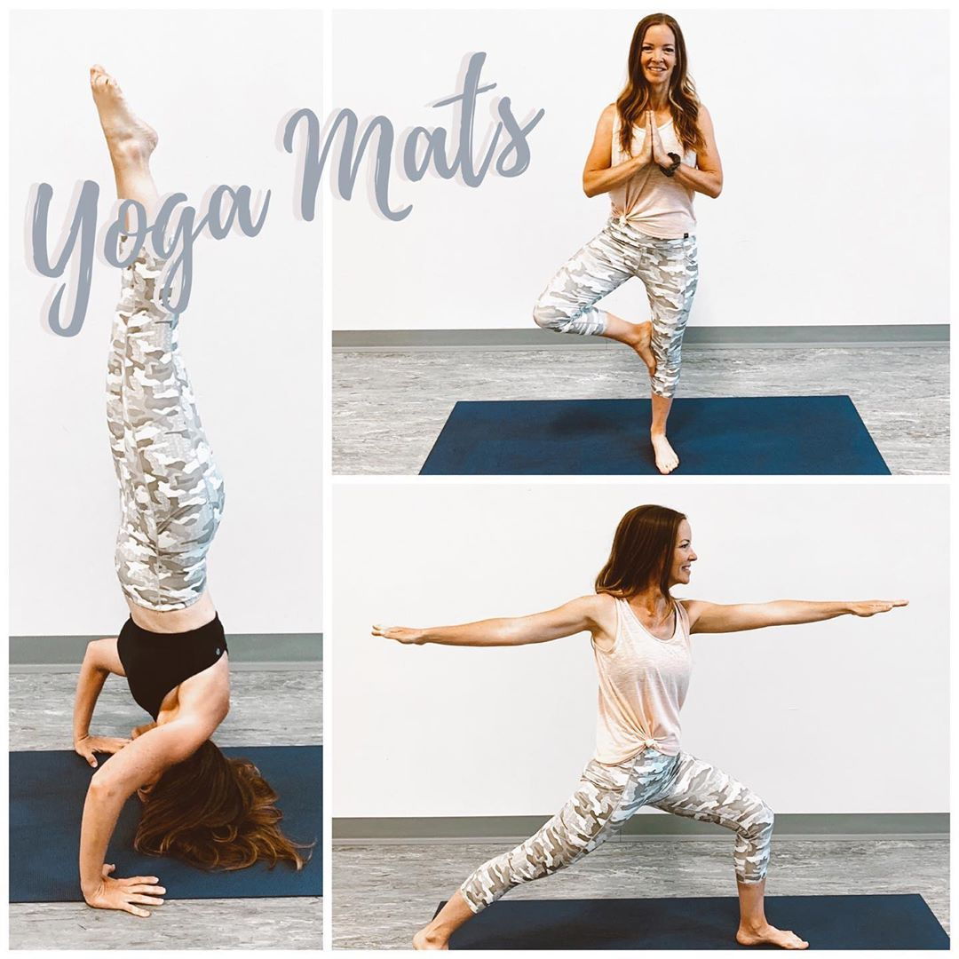 Karalynne Call On Instagram Exercise Yoga Mats Disclaimer I Know My Pic In The Right Is Not The Correct Form My Daughter To My Daughter Yoga Mat Pics