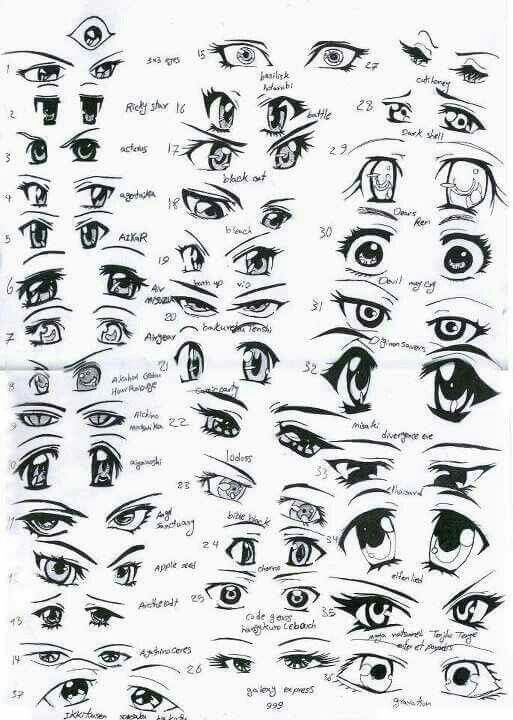Pin By Maricruz Fofuchas Para Todos M On Fofuchas How To Draw Anime Eyes Female Anime Eyes Anime Eyes