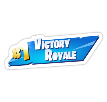 Victory Royale Stickers By Kyle Johnson Redbubble Kyle Johnson Victorious My Mirror