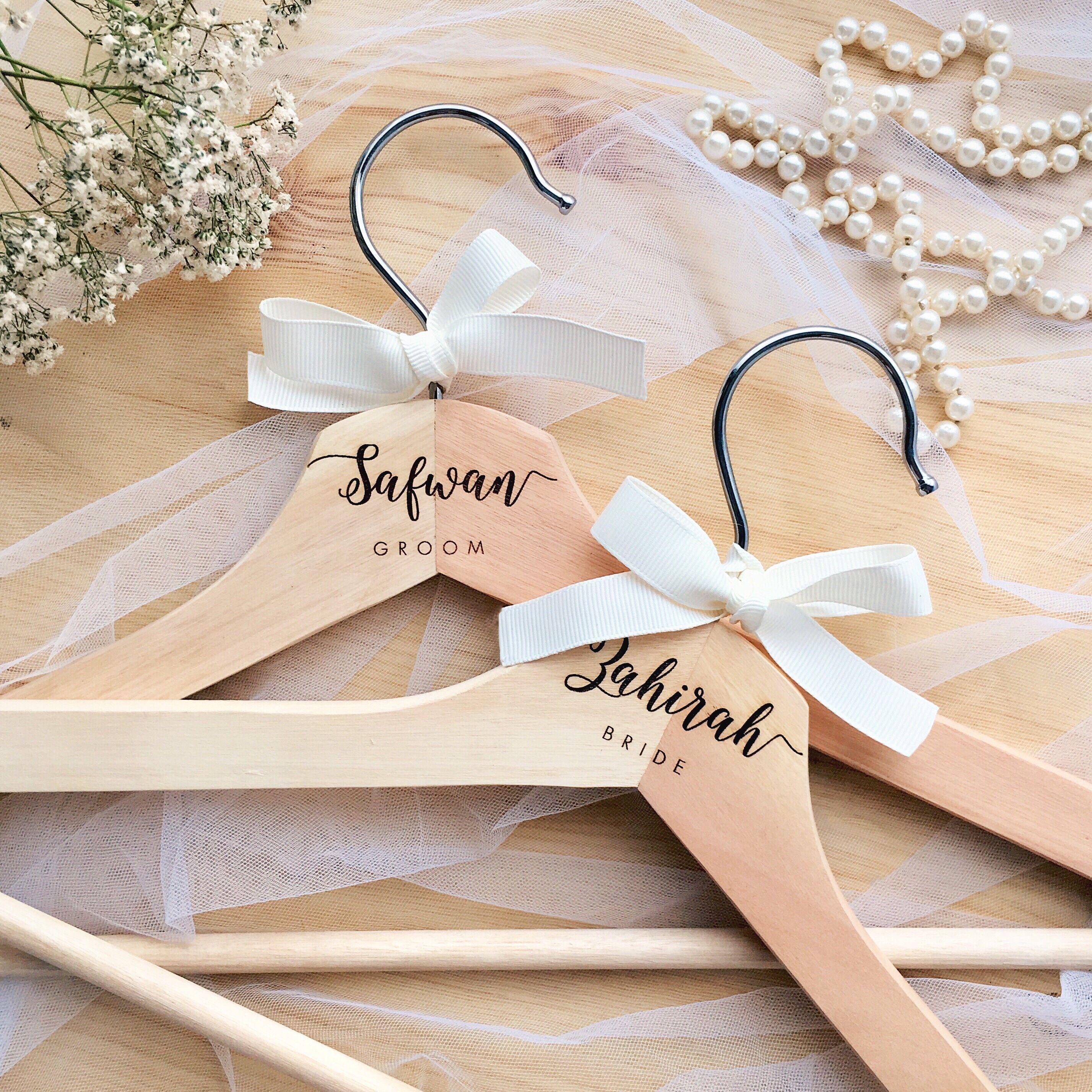 Personalised Bridal Hangers Bridal Hangers Personalized Bridal Hangers Personalized Bridal