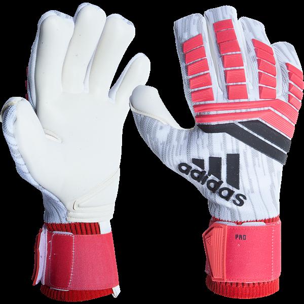 Hornear Cámara derrochador  adidas Predator Pro Goalkeeper Gloves - WorldSoccershop.com |  WORLDSOCCERSHOP.COM | Goalkeeper gloves, Goalkeeper, Goalie gloves