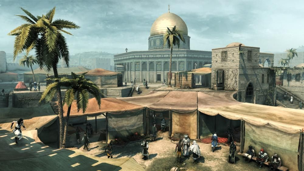 Assassin S Creed Revelation Mediterranean Traveler Maps Pack Dlc