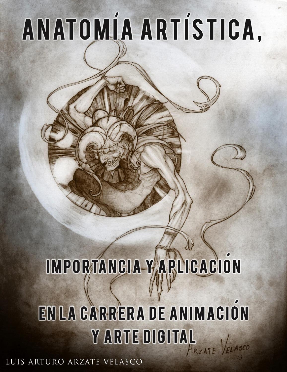 Anatomia artistica importancia y aplicacion | Anatomía artística ...