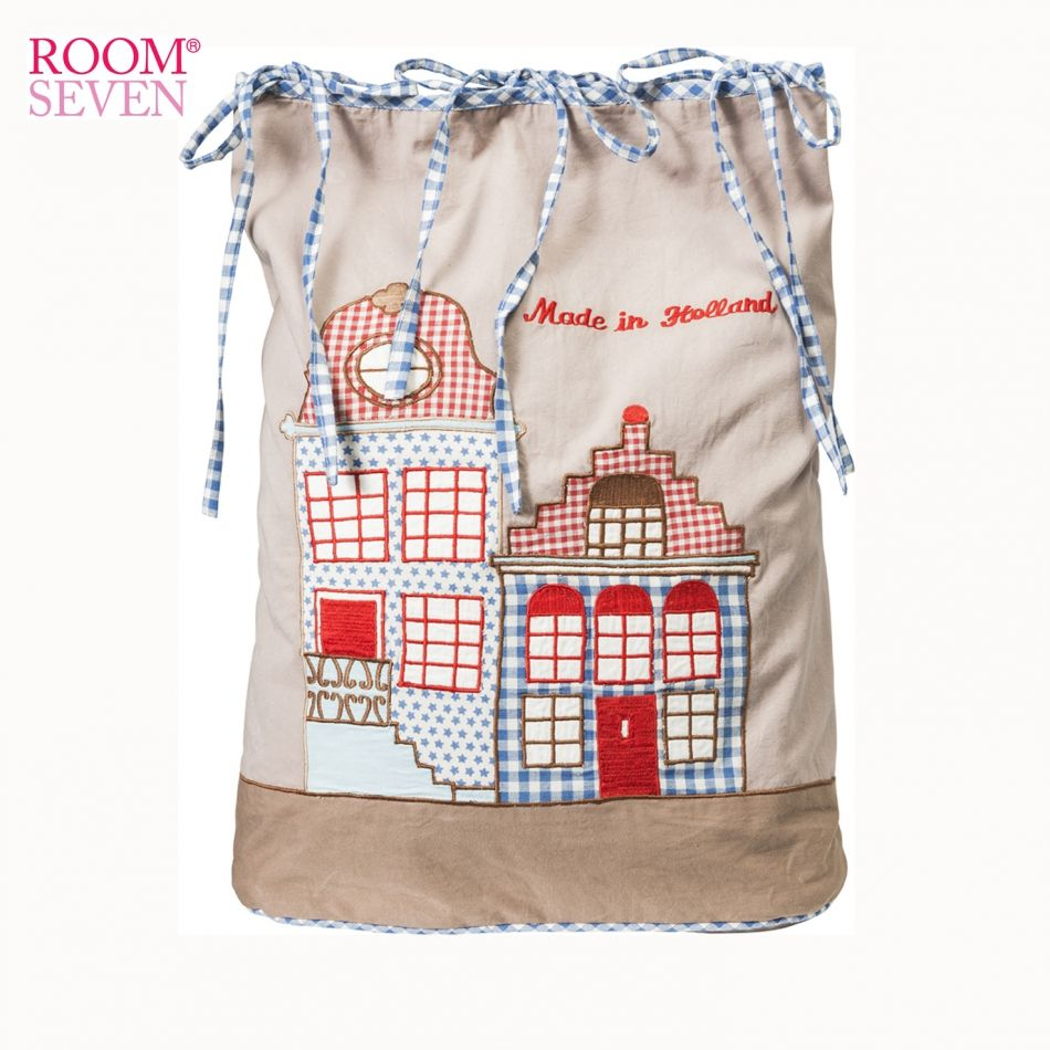 Room Seven Toy Bag Holland - Wintercollection 2013 - € 59,90 - available at www.simplydutch.com
