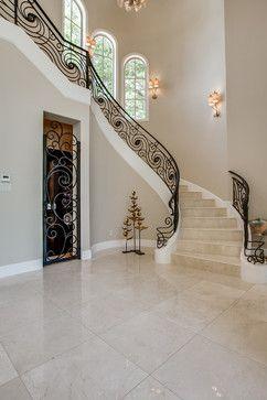 Best Good Wall Decor Ideas Magnificent Mediterranean Mediterranean Staircase Staircase Design 400 x 300