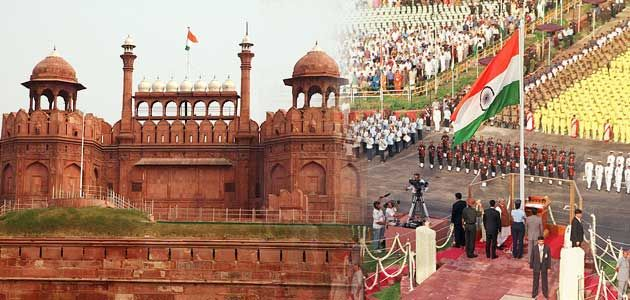 dia da independencia da india - 15-08-1947