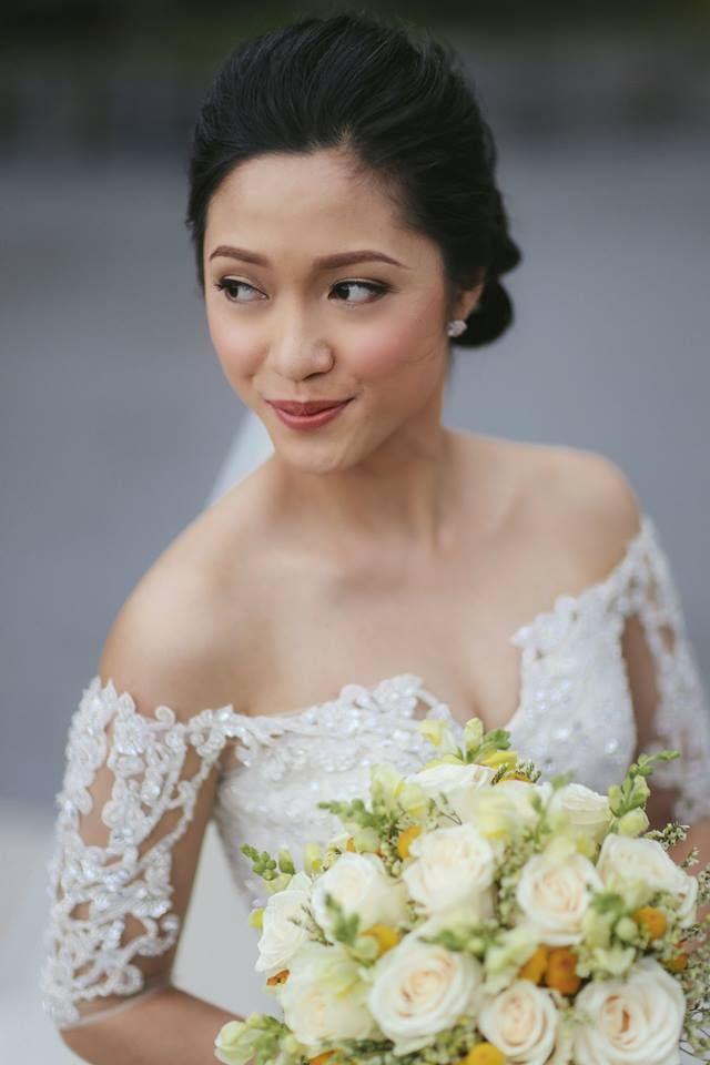 Bride Kat In Jazel Sy Gown