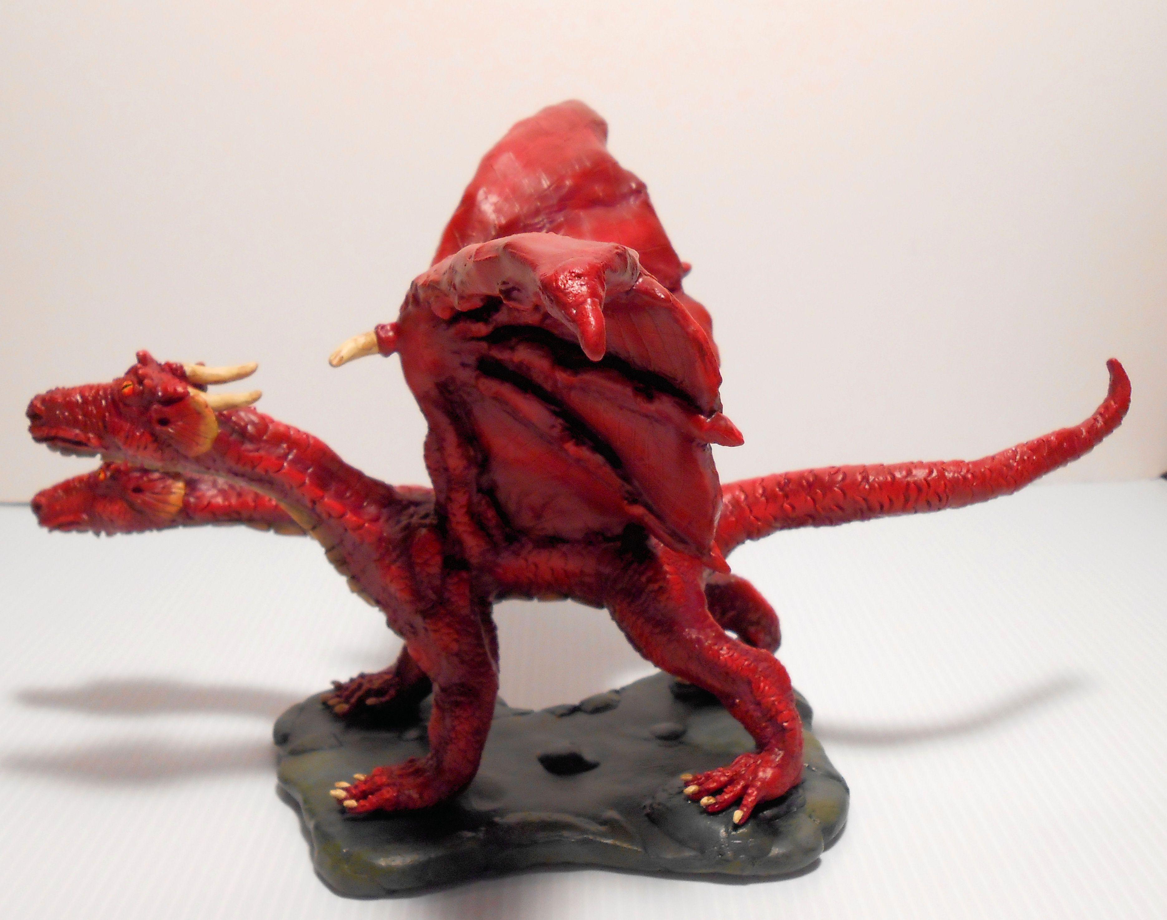 Clay Dragon Head Cecaaedbdafffae