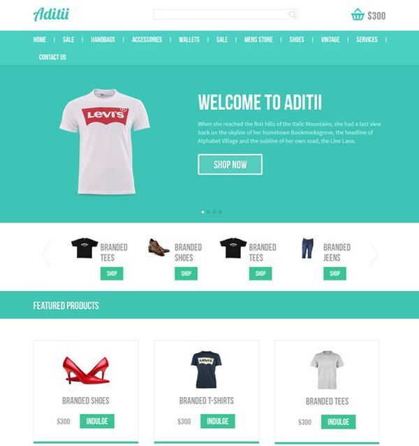 Free HTML/CSS Templates of the Week | Web Design Freebies ...