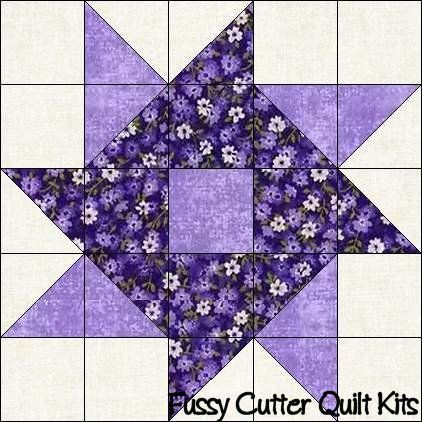 Scrappy Fabric Whirlygig Pinwheel Easy Patchwork Pre-Cut Quilt ... : pre cut quilt patterns - Adamdwight.com