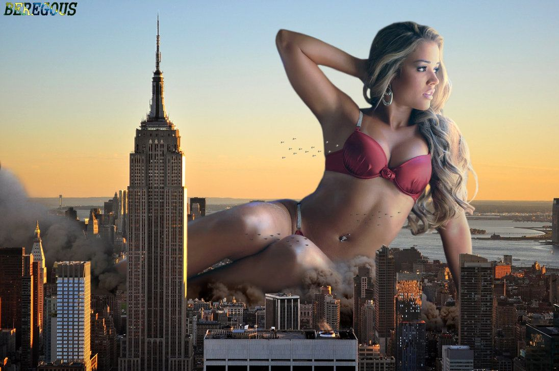 Giantess sexy