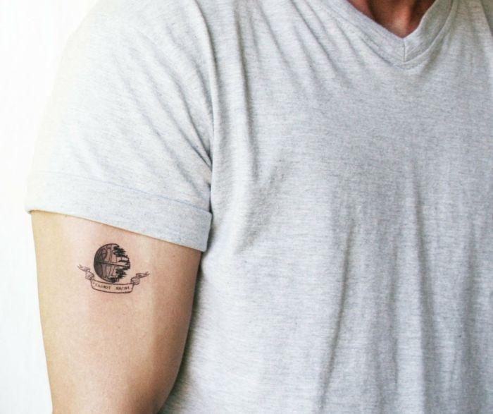 ▷ 1001 + Ideas de tatuajes minimalistas para hombres y mujeres