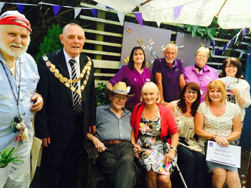 National Care Home Open Day in Newquay Home care