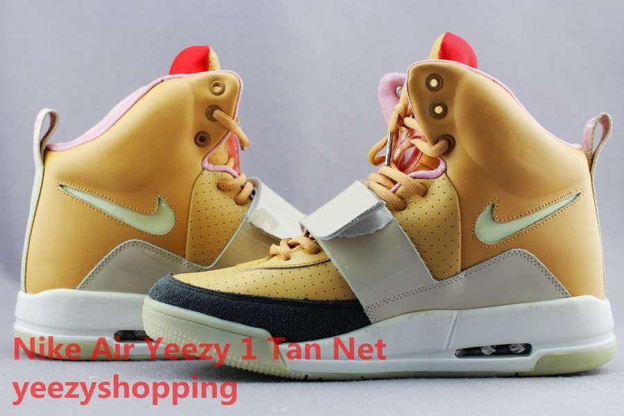 Kanye West Nike Air Yeezy 1(I) Net/Net With