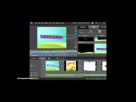 Adobe premiere elements 10 for beginners part 3 adobe premiere adobe premiere elements 10 for beginners part 3 ccuart Image collections