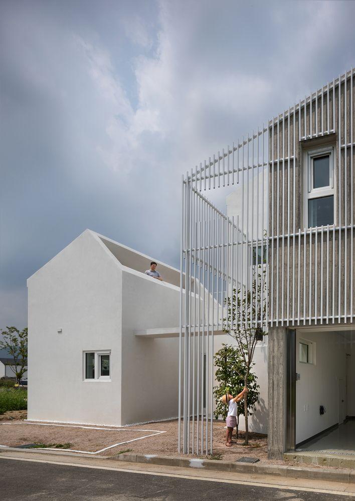 gallery of yangsan eorinjip architects group raum 7 arch pinterest architecture. Black Bedroom Furniture Sets. Home Design Ideas