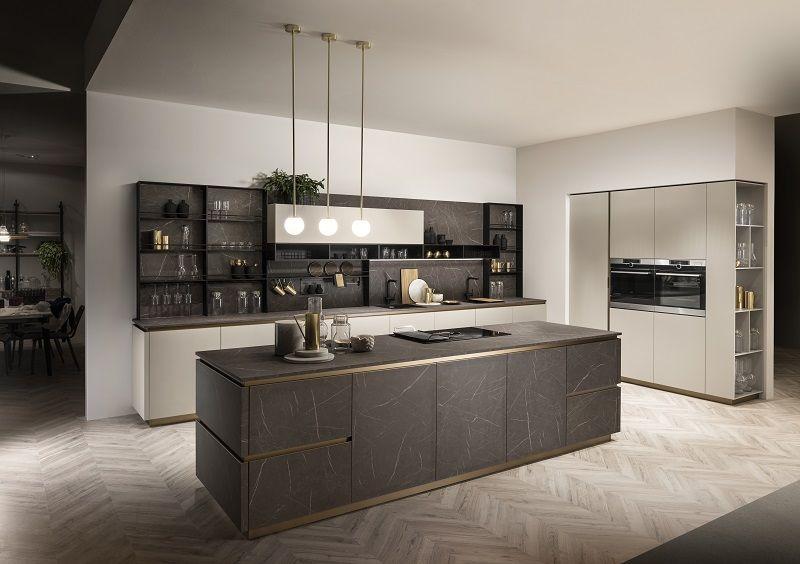 Delinea Scavolini nel 2020 | Piani cucina, Progetti di ...