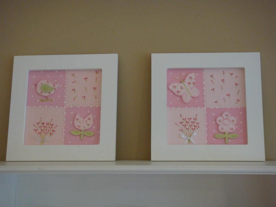 cuadros marcos decorativos bebe nenas infantil chicos chicas ...