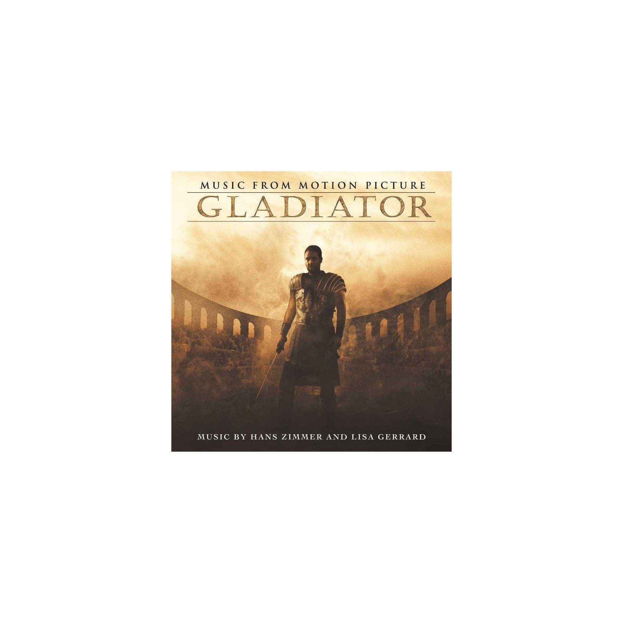 Various Gladiator Ost Vinyl Vinyl Ost Gladiator