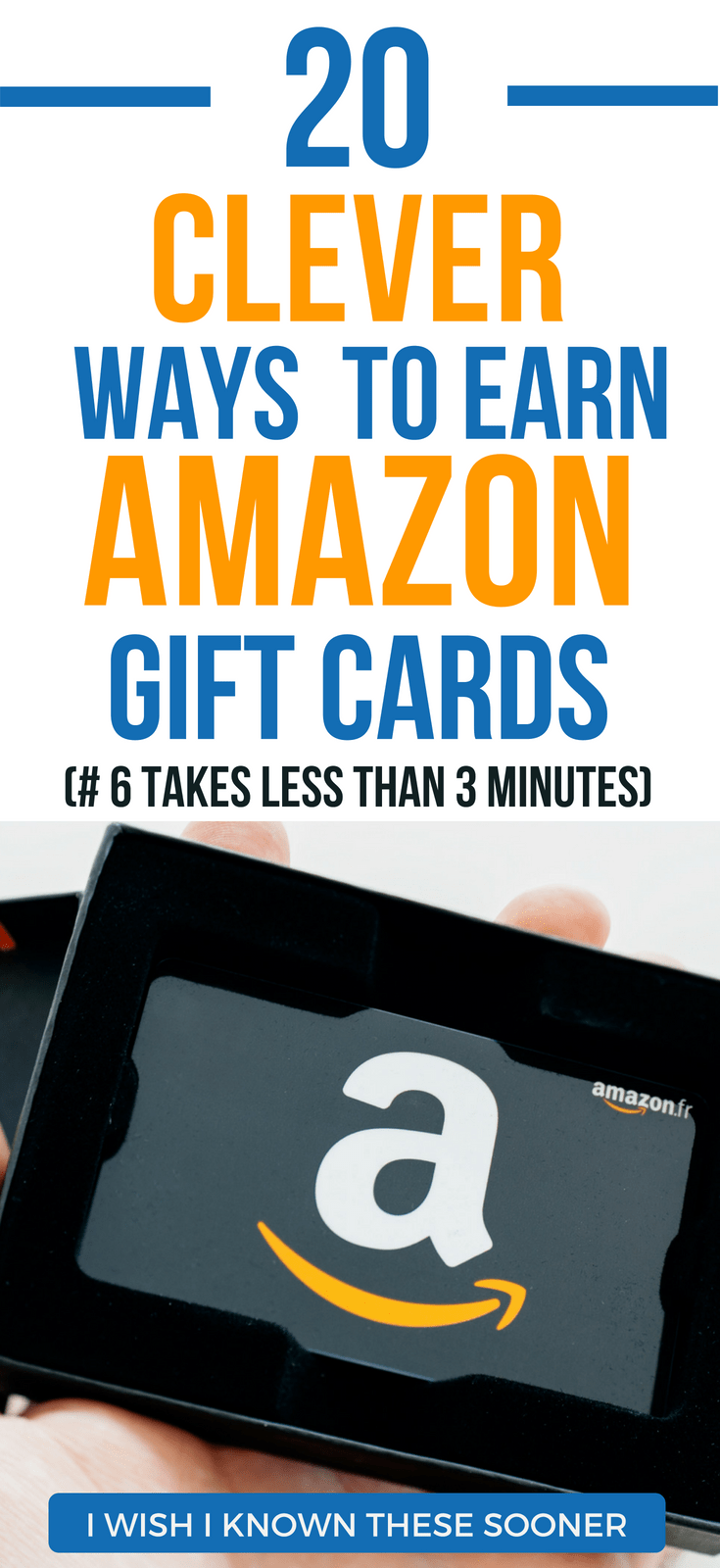 The Best Ways To Earn Free Amazon Gift Cards Amazon Gift Card Free Earn Gift Cards Free Amazon Products