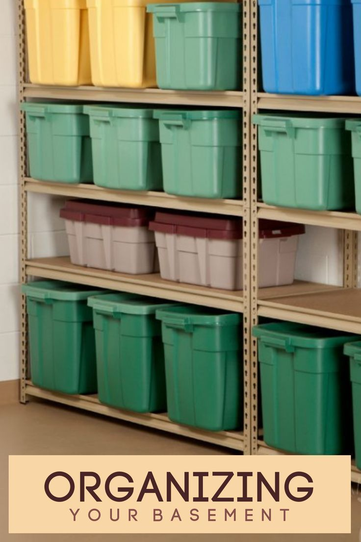 organizing your basement storage room organization on attractive garage storages ideas to organize your garage get these few tips id=21712