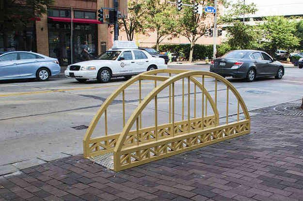 Its Official Pittsburgh Has The Most Legit Bike Racks In 2019 Pa
