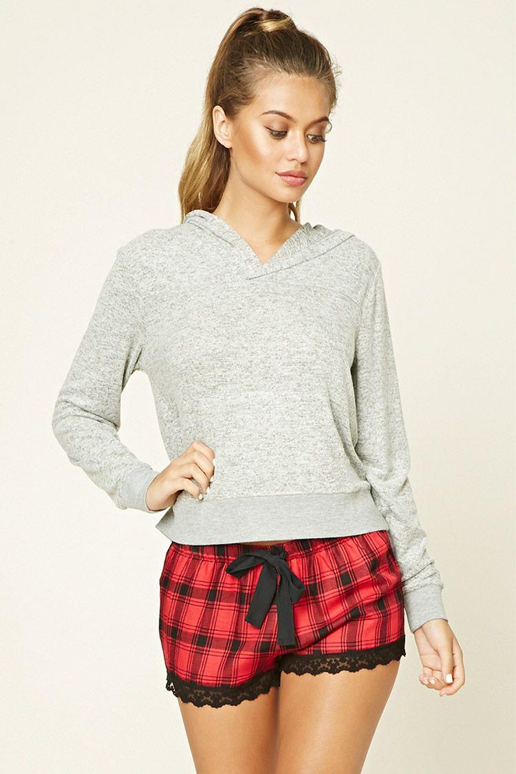 Shorts De Pijama Cuadros  813ac326682f