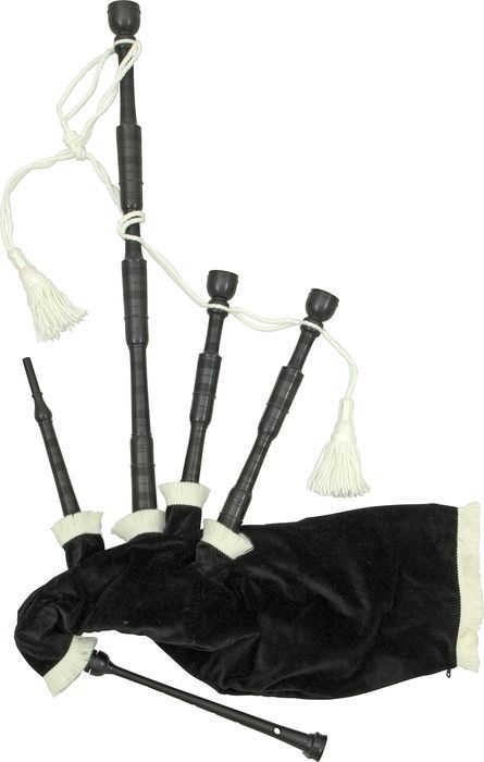Dunbar Bagpipes Student Bagpipes Package With Case