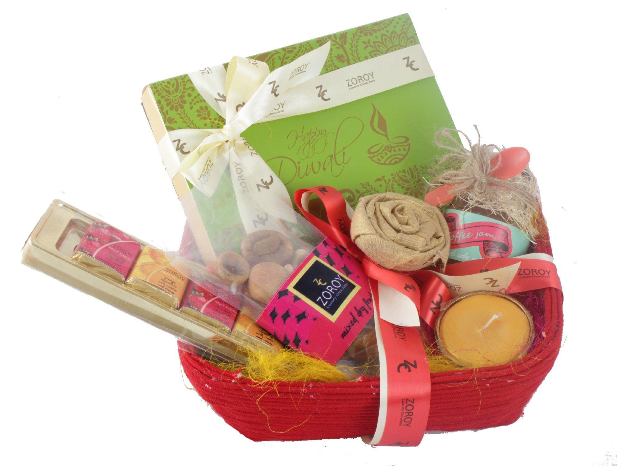 Diwali Bonanza Hamper With Chocolates Dry Fruits And