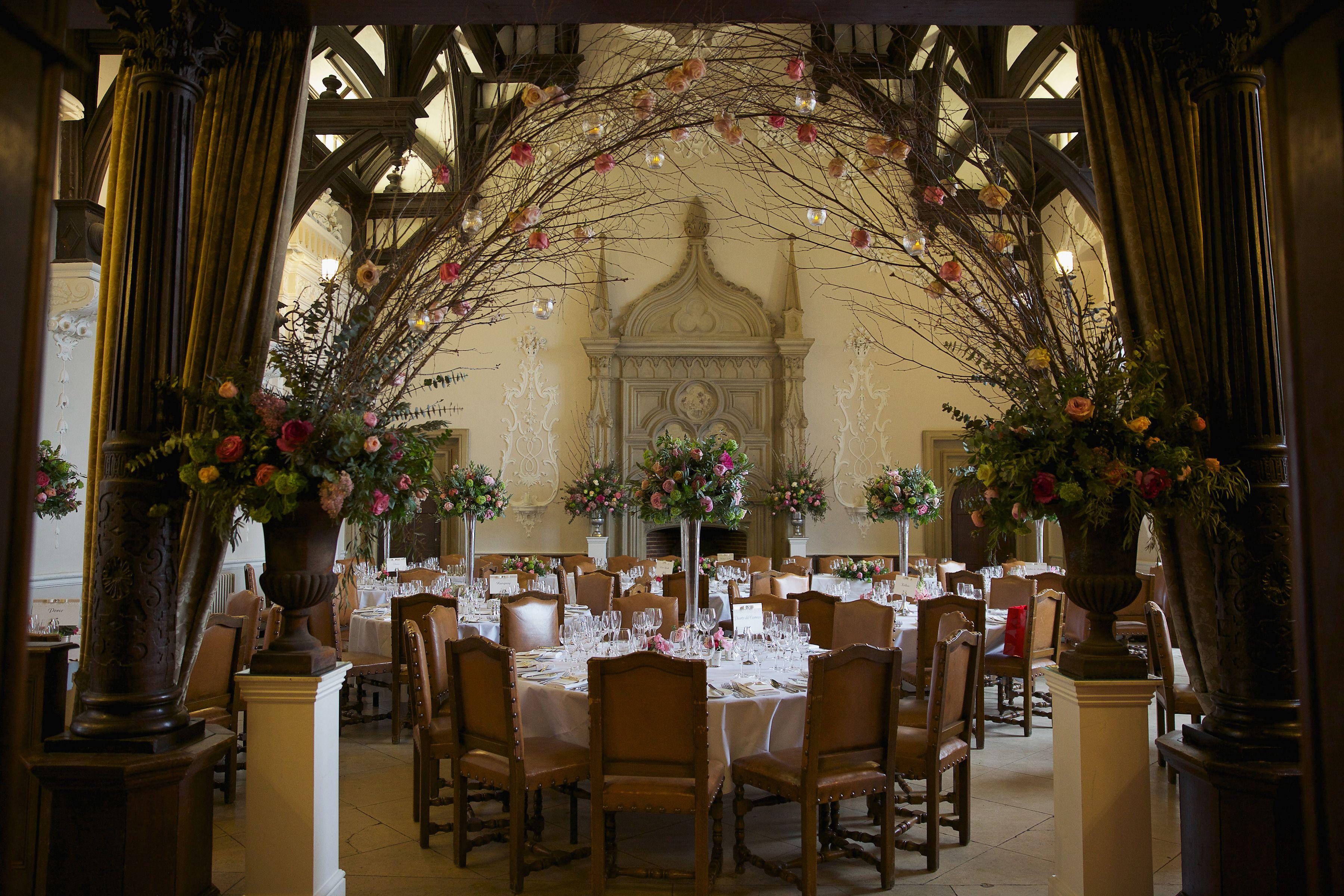 Wiston House Winter Wedding Steyning Sussex