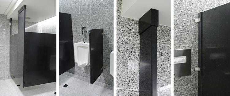 Corian Bathroom Toilet Partitions Ванны и душевые Pinterest Best Bathroom Partitions Commercial Interior
