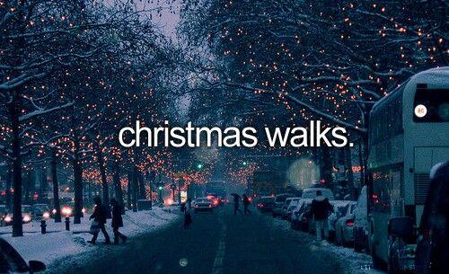 Walks..