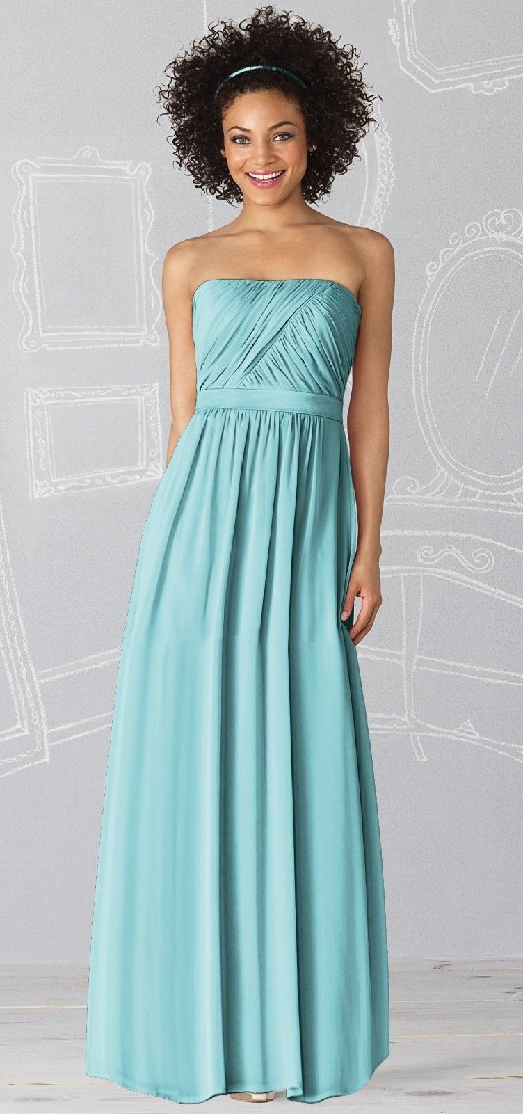 After Six Style 6621 Bridesmaid Dress in Periwinkle | Clothes ...